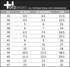 53 Reasonable Shoe Size Table