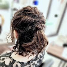 卒園式の母親の髪型2018簡単可愛いセルフヘアアレンジ動画10選