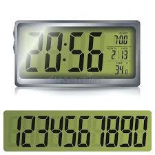 retro digital alarm clock retro digital flip desk