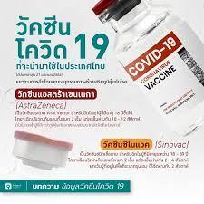 อัพเดตเทคโนโลยีวัคซีนโควิด-19
