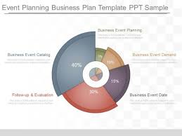 business plan ppt sample event planning business plan template ppt sample powerpoint templates