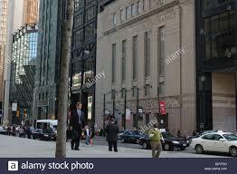 Design Exchange Canada The Original Toronto Stock Exchange Building Now The Design