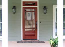 exterior glass door and glass front entry doors 6