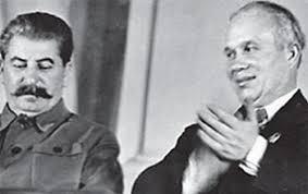 「フルシチョフ第一書記がスターリン批判の演説1956」の画像検索結果