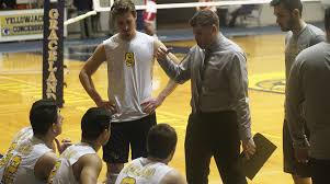 Men's Volleyball Preps for Three Home Matches - Graceland University