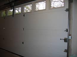 interior insulated garage doors