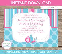 Spa Invitation Under Fontanacountryinn Com
