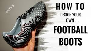 Design Your Own Boots How To Design Your Own Football Boots No 5