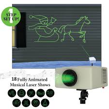 MR. CHRISTMAS MUSICAL LASER PROJECTOR – Christmas light ...