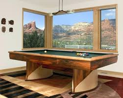 rug under pool table good looking furniture for dining room decoration using convertible what size to