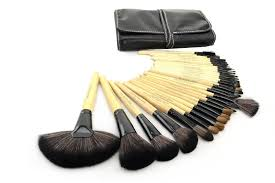 hair make uk warehouse 32pcs natural color up brush set professional cosmetic tool sets makeup brushes
