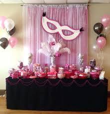Decorations For A Masquerade Ball Masquerade Party Ideas Masquerade Birthday Party Ideas Masquerade 33
