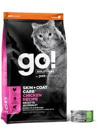Go Solutions Natural Cat Food Petcurean Pet Nutrition