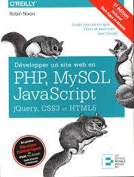 Développer Un Site Web En Php Mysql Javascript Jquery Css3 E