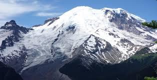 Glaciers Mount Rainier National Park U S National Park