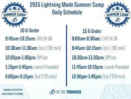 Summer Camp Daily Schedule Template Summer Camp Daily Schedule Template Energycorridor Co