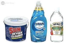 natural dishwasher soap dishwasher detergent vinegar dish soap tub cleaner