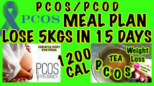 Pcos Meal Plan Hindi Pcos Pcod Diet Plan Control 90 Pcos In 15 Days Lose Weight Fast 5kg
