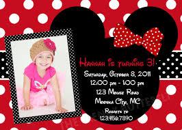 baby mickey mouse invitations birthday minnie mouse birthday party invitations free invitation ideas