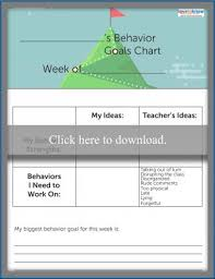 Classroom Behavior Chart Ideas Free Printable Behavior Charts For Kids And Teens Lovetoknow