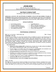 Driller Resume Example Entry Level Oil Field Resume Samples Pumper Sample Technician 13