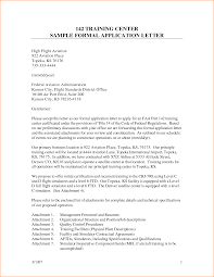 Example Of Application Letter For Executive Secretary
