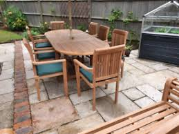 teak garden furniture sets