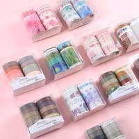 Decorative Tapes & Sticker