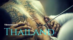 Sak Yant Tattoo Thailands Magische Tattoos
