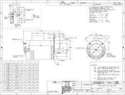b126 century 1 2 hp centurion 1081 spa motor 230 115 vac 3450 dimensions b126 century 1 2 hp centurion 1081 spa motor