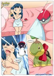 Pokemon hentai video clips