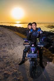 Hal ini mengingat belum adanya hak antar pasangan baik dalam bersentuhan dan sebagainya. Love Ride Love Journey Pre Wedding Photo Session Wawa Sakura