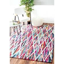 awesome contemporary rainbow striped kids area rug 8 x free with regard to popular rugs 8x10