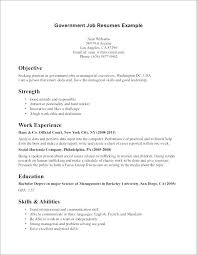 Strong Resume Objective Statements Examples 30 Sample Good Resume Objective Statement Photo