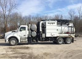 Hydro Excavator Truck Environmental Services Remediation Hydro Excavation