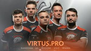 virtus pro player intro the international 2017 dota 2 youtube