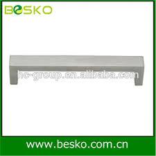 simple solid stainless steel lift handle garage door lift handle