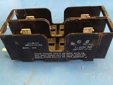 ge industrial fuse blocks general electric fuse block cr151kcc22cq