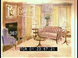 1950S Interior Design Simple Inspiration