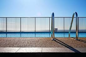 pool fence cost pool fencing cost per meter