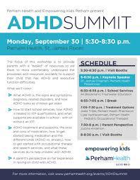 Perham Health My Chart Events Classes Adhd Summit Perham Health