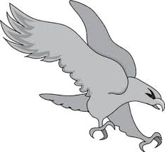 hawk clipart. Exellent Clipart Flying Hawk Clipart On Hawk Clipart P