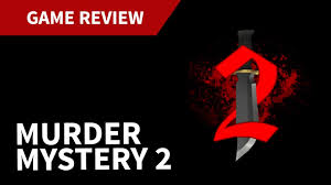 Aug 01, 2021 · murder mystery 2 codes. Murder Mystery 2 Review Youtube