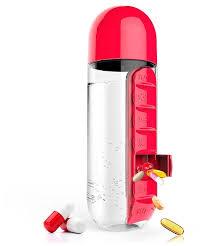 Купить <b>Бутылка</b> asobu In style (<b>0</b>,<b>6 л</b>) красный по низкой цене с ...