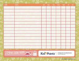 Chore List For Families Chore Charts For Kids Multiple Kids Kid Pointz