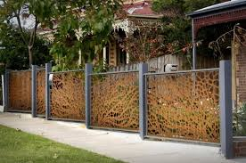 photo 1 of 9 decorative outdoor fencing 1 image of decorative garden fencing ideas