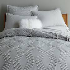 awesome roar rabbit zigzag texture duvet cover shams frost gray intended for gray duvet cover queen bedroom awesome solid