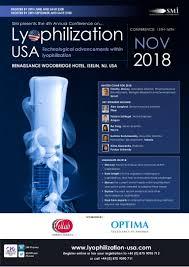 SMi Group's Lyophilization USA 2018