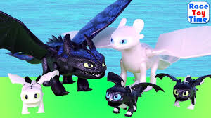How To Train Your Dragon 3 Playmobil Light Fury New Playmobil Dragons How To Train Your Dragon 3 Playsets Fun Toys For Kids