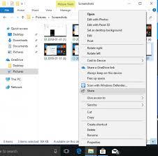 Windows 10 Explorer Best Windows File Explorer Tips And Tricks For Windows 10